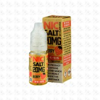 Strawberry Nic Salt By Flawless 10ml 20mg