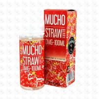 Strawberry By Mucho 100ml Shortfill