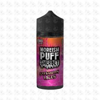 Strawberry Lace By Moreish Puff Sherbet 100ml Shortfill