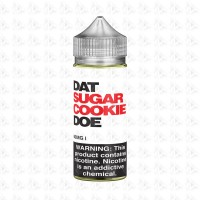 Sugar Cookie Doe By Dat Juice 100ml Shortfill