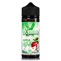 Apple ICE By The Mixologist Chiller 100ml Shortfill