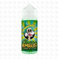 Lemon and Lime By Three Amigos 100ml Shortfill