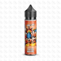 Toffee Bon Bons By Bomb Bonz 50ml Shortfill