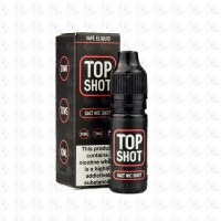 Nic Salt Booster By Top Shot 10ml 20mg