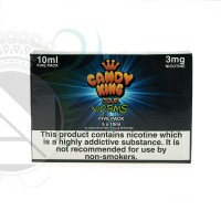 Sour Worms 5x10ml By Candy King