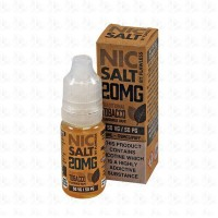 Traditional Tobacco Nic Salt By Flawless 10ml 20mg