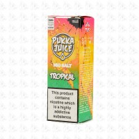 Tropical Salt by Pukka Juice 10ml 20mg