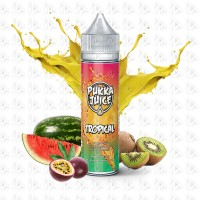 Tropical By Pukka Juice 50ml Shortfill