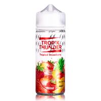 Tropical Strawberry By Tropik Thunder 100ml Shortfill