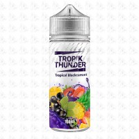 Tropical Blackcurrant By Tropik Thunder 100ml Shortfill