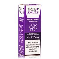 Blackcurrant A Menthol By True Salts 10ml