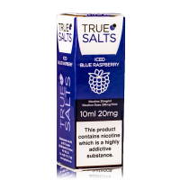 ICED Blue Raspberry By True Salts 10ml