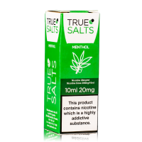 Menthol By True Salts 10ml