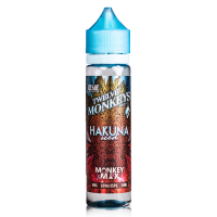 Hakuna Iced By Twelve Monkeys 50ml Shortfill