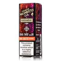 Harambae By Twelve Monkeys Salt 10ml