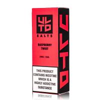 Raspberry Twist By ULTD Salts 10ml