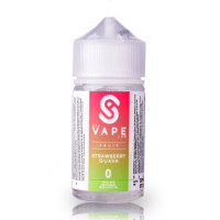 Strawberry Guava By USA Vape Labs 50ml Shortfill