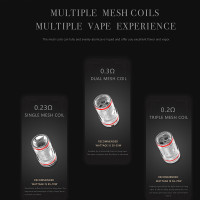 Crown 5 Replacement Coils By Uwell 5 Pack (Coming Soon)