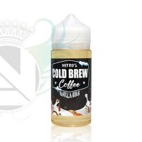 Vanilla Bean By Nitros Cold Brew Coffee 100ml 0mg