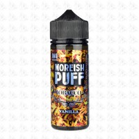 Vanilla By Moreish Puff Tobacco 100ml 0mg