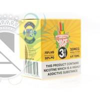 Strawnana Melon TPD Compliant (6x10ml)