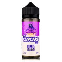 Cupcake Man Blueberry By Vaper Treats 100ml Shortfill