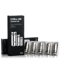 Ccell-GD Coils By Vaporesso 5 Pack 0.6ohm