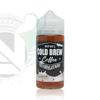 White Chocolate Mocha By Nitros Cold Brew Coffee 100ml 0mg
