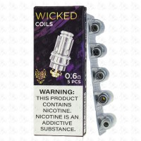 Afeng Replacement Coils 5 Pack By Snowwolf