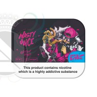 Wicked Haze By Nasty Juice 5x10ml 70/30