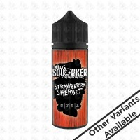 Strawberry Sherbet By Willy Squonker Shortfill