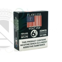 Wont Stop By Flawless (3x10ml)