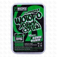 Agleted Cotton Wick By Wotofo 6mm