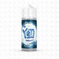 Energy Ice By Yeti 100ml Shortfill