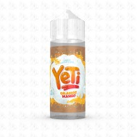 Orange Mango Ice By Yeti 100ml Shortfill