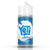 Blue Raspberry Ice By Yeti 100ml Shortfill