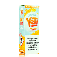 Orange Mango By Yeti Salt 10ml