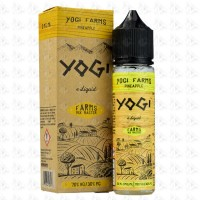 Pineapple By Yogi Farms 50ml Shortfill