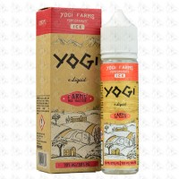 Pomegranate Ice By Yogi Farms 50ml Shortfill