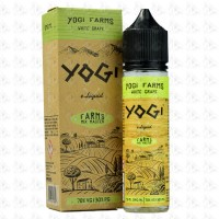 White Grape By Yogi Farms 50ml Shortfill