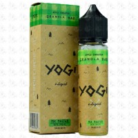 Apple Cinnamon Granola Bar By Yogi 50ml Shortfill
