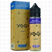 Blueberry Granola Bar By Yogi 50ml Shortfill