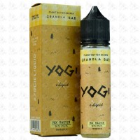 Peanut Butter Banana Granola Bar By Yogi 50ml 0mg