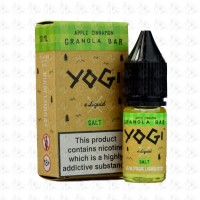 Apple Cinnamon Granola By Yogi Salt 10ml