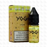 Lemon Granola Bar By Yogi Salt 10ml