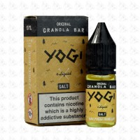 Original Granola Bar By Yogi Salt 10ml