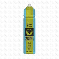 Lime Cola By Zap 50ml Shortfill