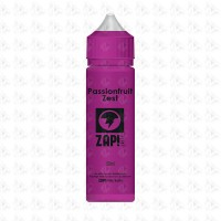 Passionfruit Zest By Zap 50ml Shortfill
