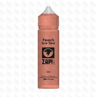 Peach ICE Tea By Zap 50ml Shortfill