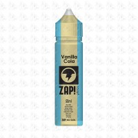 Vanilla Cola By Zap 50ml Shortfill